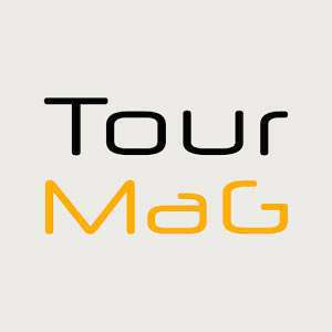 logo du journal tour mag