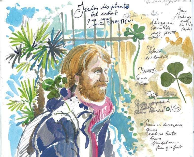 Christophe de Hody, Naturopathe