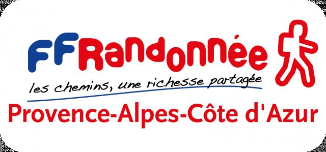 Logo de FFRandonnée PACA