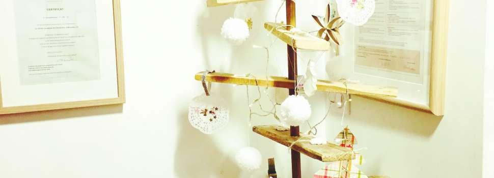 Idées de déco de Noël Nature
