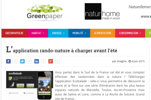 Greenpaper-ecobalade