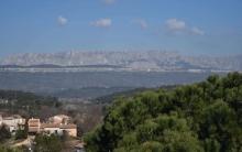 Balade de Fuveau (13) - La montagne bleue à travers les âges