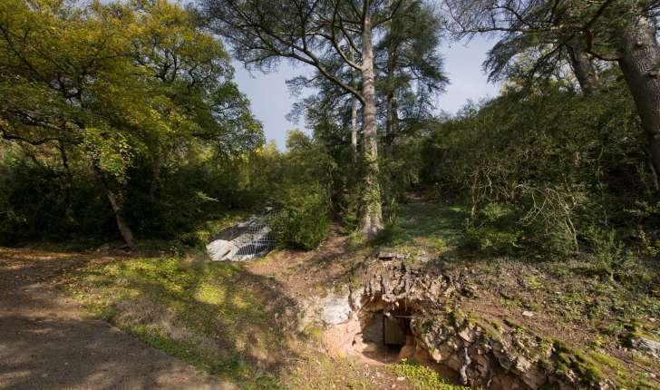Parc des grottes d'Azé