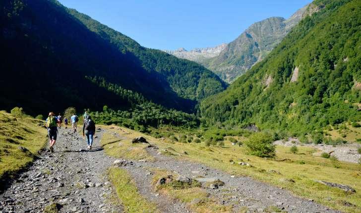 Val d'Astau (Crédits : Sabine Meneut)