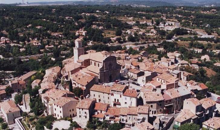 Village de Fuveau