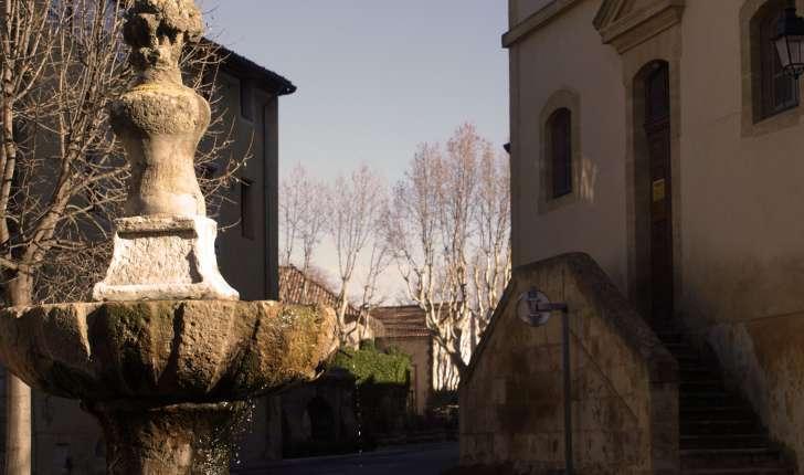 Fontaine des nonnes (Crédits : Sabine Meneut)