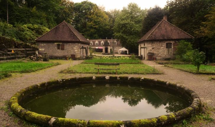 L'Ermitage - Parc animalier de Saint-Valbert (Crédits : Sabine Meneut)