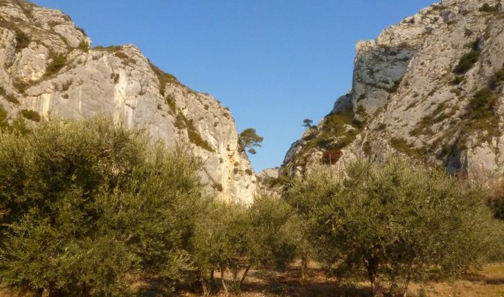L'entrée des Gorges du Régalon (Crédits photos: Cyril Gautreau - NS)