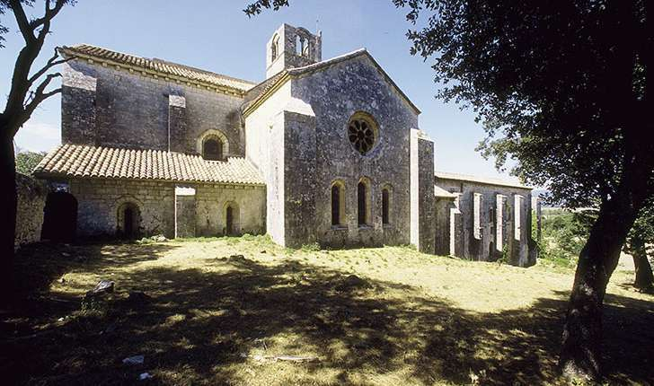 Balade de la Roque d'Anthéron - Abbaye de Silvacane (Crédits : Lionel Michaud)
